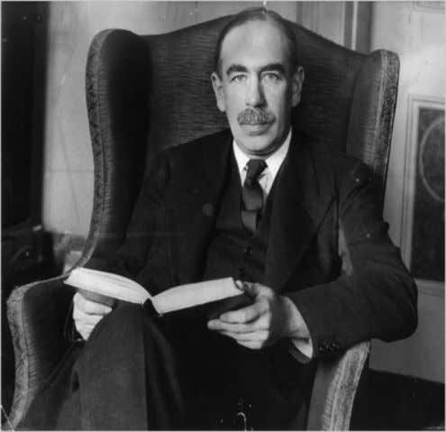 "man in a million is able to diagnose."" Lord Keynes (1921) History is replete with disorders"