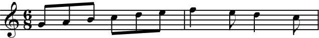 understanding of this rhythmic idea will become more clear. Tie Line Another symbol that is used