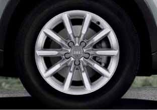 "control system – for key telephone and radio functions 17"" x 7J '10-spoke' design alloy wheels"