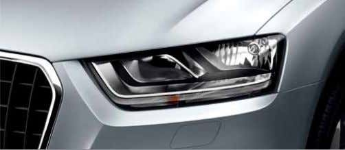 and the outer B and C-pillar trims in high-gloss black Halogen headlights Body-coloured door mirrors –