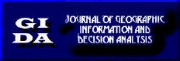 Journal of Geographic Information and Decision Analysis, vol.1, no.1, pp. 70-82, 1997 Three Fastest Shortest
