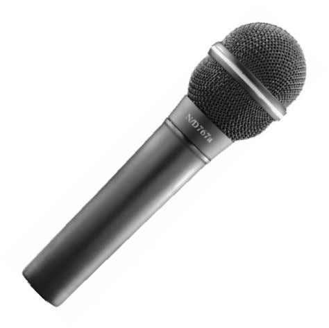N/D767a N/DYM Dynamic Supercardioid Vocal Microphone Key Features: • VOB technology provides tailored bass • response