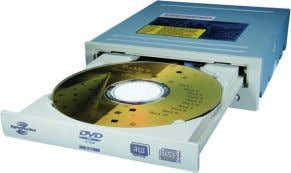 disk !   Flash memory !   Optical disk (CDROM, DVD) Chapter 1 — Computer Abstractions