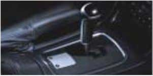 10 YOUR AT A GLANCE AUTOMATIC GEARBOX 'PORSCHE TIPTRONIC system' Moving Off With the engine running,