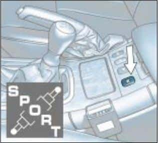 and press the button to release the handbrake. 15-07-2002 ELECTRONICALLY CONTROLLED SUSPENSION The suspension adapts