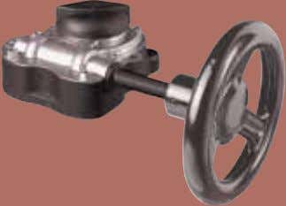 in.-lbs. of Output Torque • • • Economy Cast Iron Economy Cast Iron Stamped Steel 3