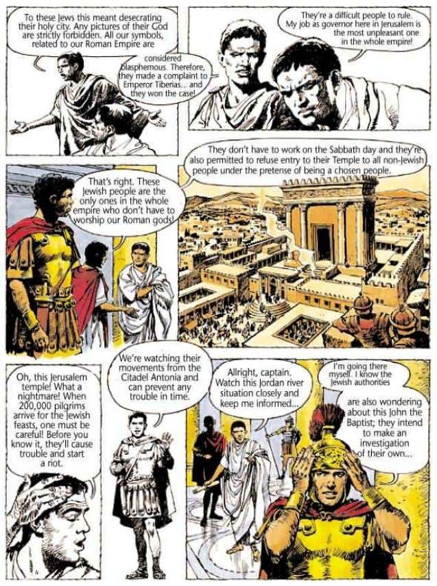 Bible Comic Book Page 2 Download at www.gospelhall.org