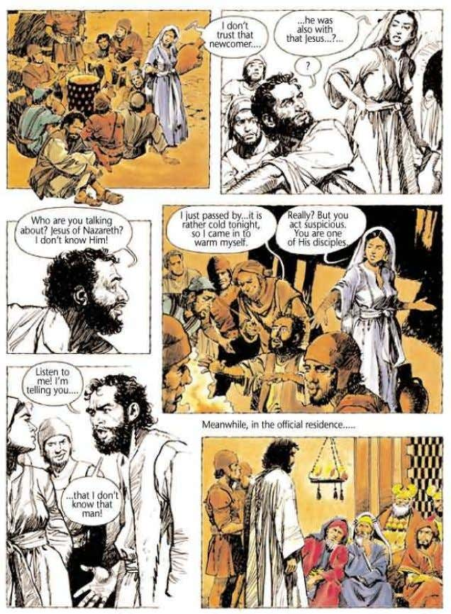 Bible Comic Book Page 40 Download at www.gospelhall.org Bible Comic Book Page 73 Download at www.gospelhall.org