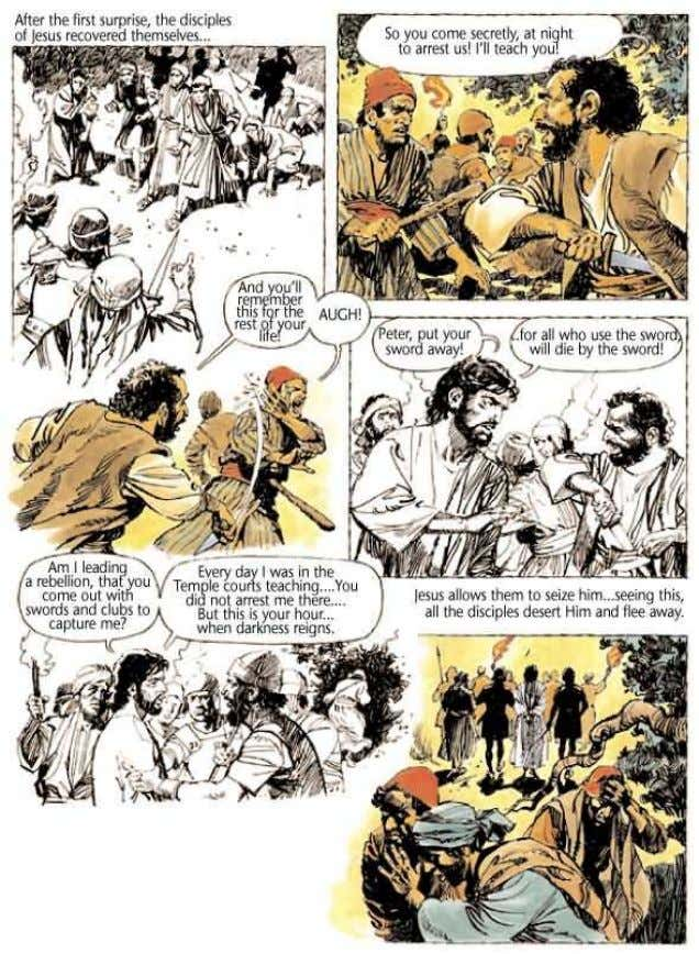 Bible Comic Book Page 42 Download at www.gospelhall.org Bible Comic Book Page 71 Download at www.gospelhall.org