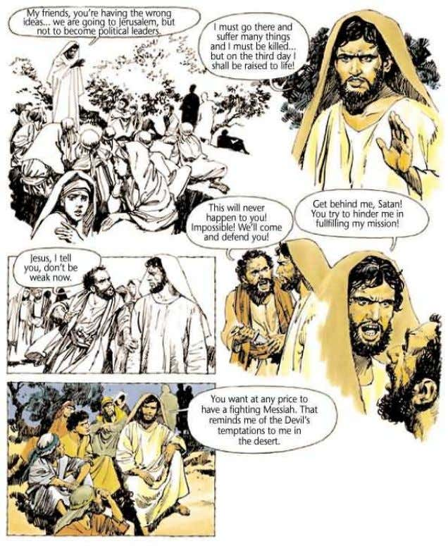 Bible Comic Book Page 66 Download at www.gospelhall.org Bible Comic Book Page 47 Download at www.gospelhall.org