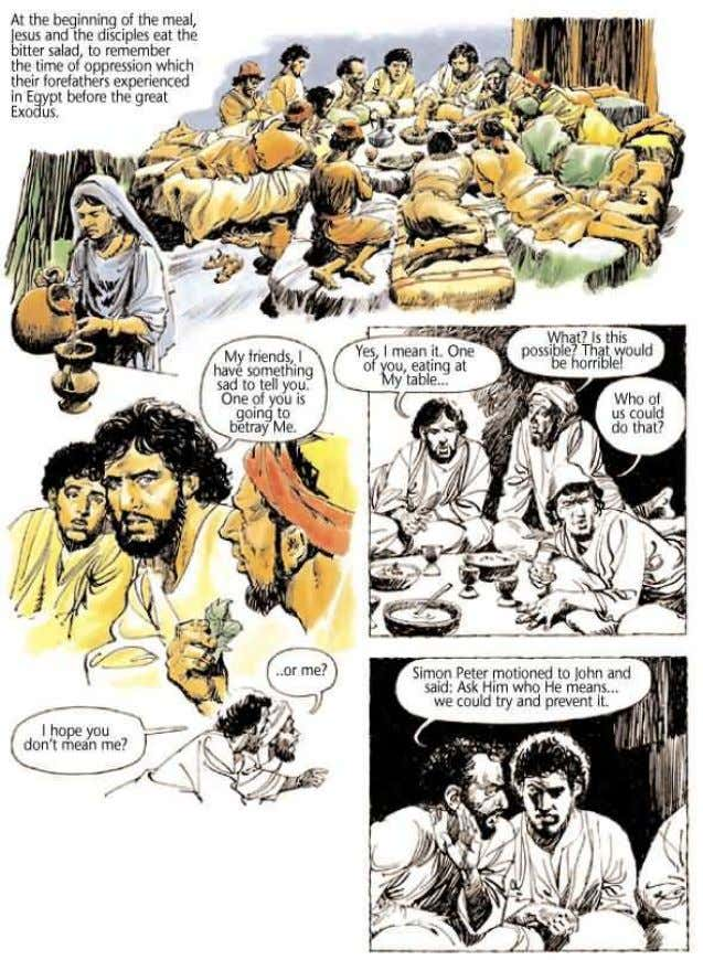 Bible Comic Book Page 64 Download at www.gospelhall.org Bible Comic Book Page 49 Download at www.gospelhall.org