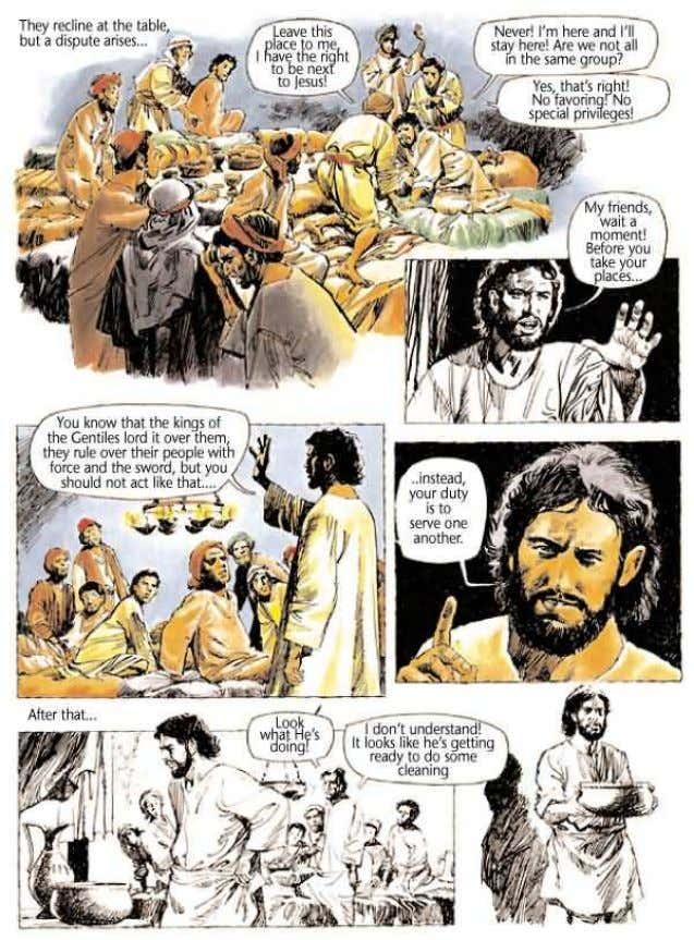 Bible Comic Book Page 62 Download at www.gospelhall.org Bible Comic Book Page 51 Download at www.gospelhall.org