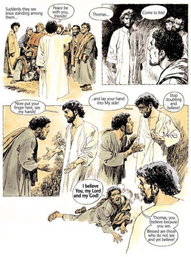 Bible Comic Book Page 8 Download at www.gospelhall.org Bible Comic Book Page 105 Download at www.gospelhall.org