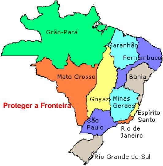 Proteger a Fronteira