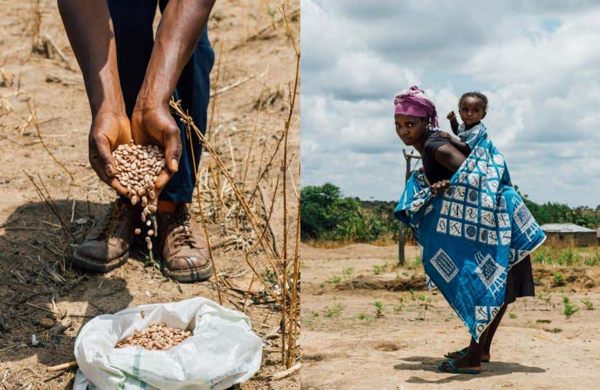 Famine still exists today and many children die from lack of food. DEVELOPING A DOCUMENTARY PHOTOGRAPHY