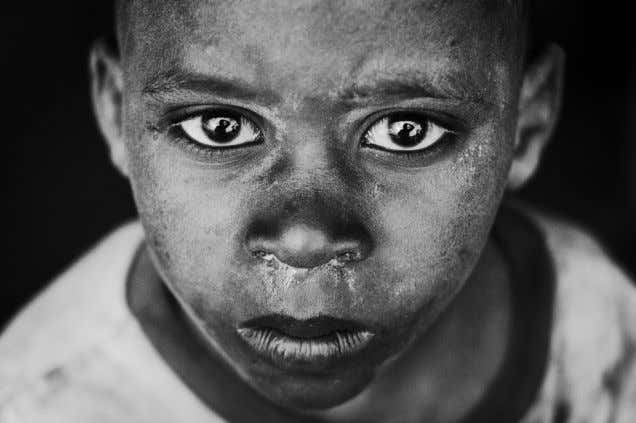 Make sure the focus is on the eyes. DEVELOPING A DOCUMENTARY PHOTOGRAPHY PROJECT 6 6