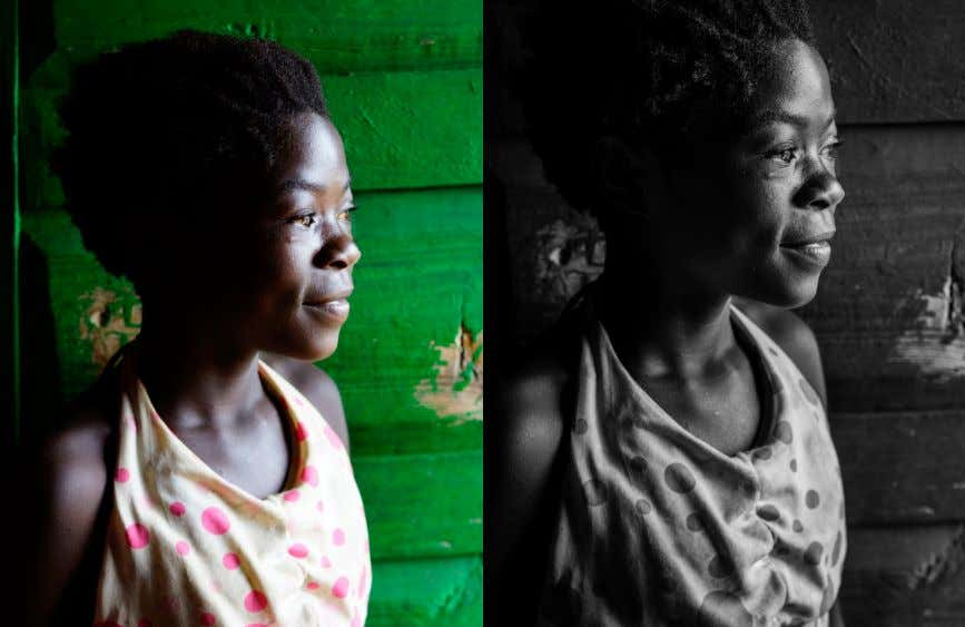 Original file and final re- sult. DEVELOPING A DOCUMENTARY PHOTOGRAPHY PROJECT 6 9