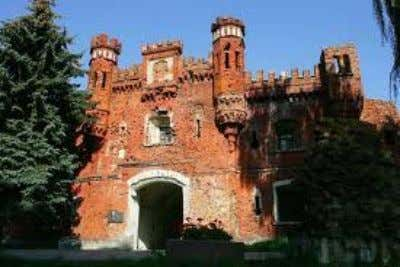in the 16th century, when it became the home of the notorious Radzivil family. The most