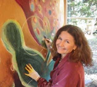 "1 CREATIVE BY NATURE ART An Introduction creativebynature.org Lisa Lipsett, Ed.D. "" Life's solutions lie in"
