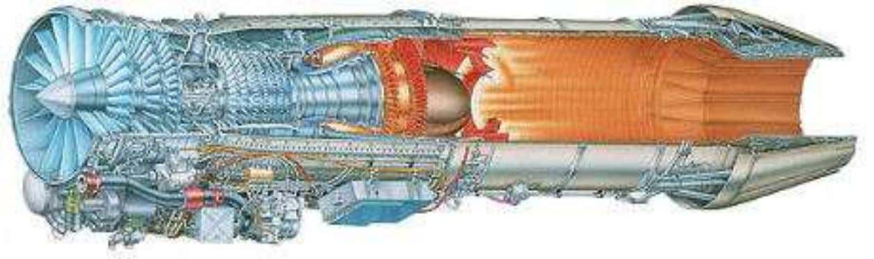 Fonctions et domaines d'utilisation des turbomachines Introduction F404 – General Electric (epower-propulsion.com)