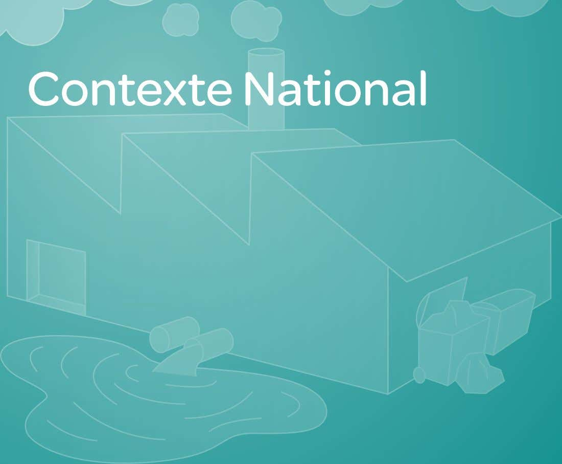 Contexte National