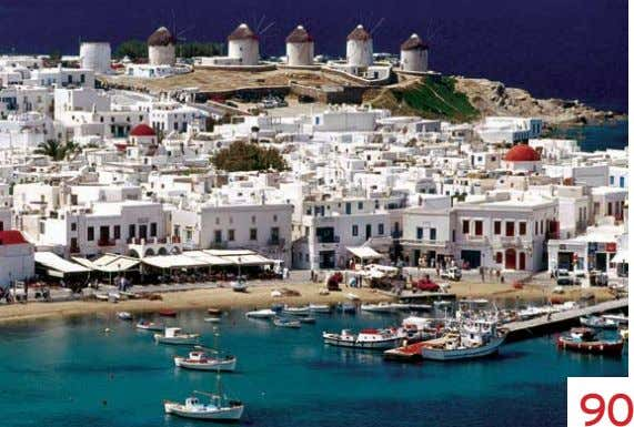 TRAVEL Let your hair down on Greek island, Mykonos. CARS Reviewed: Volkswagen Touareg. PLACES TO