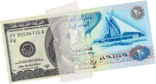 SOAPBOX GCC and the world UAE sticks with dollar despite trouble The UAE Central Bank has