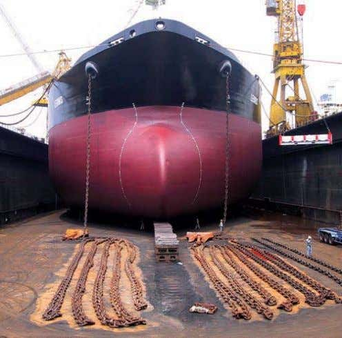 World. This has a memory effect for the bulk of investors. Drydocks $2.2bn hits further delays