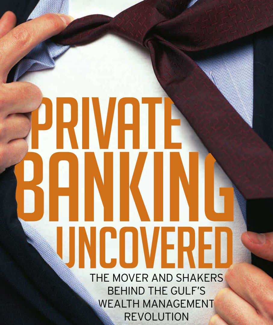 PRIVATE BANKING UNCOVERED