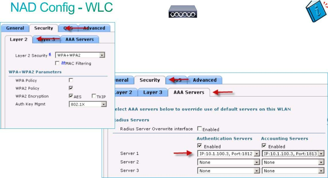 Voice of the Engineer : Deep Dive – TrustSec & ISE © 2012 Cisco and/or