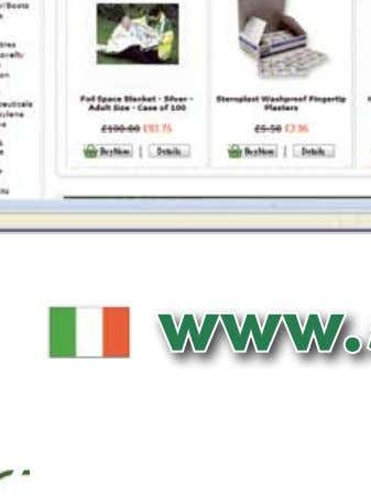 • Downloadable data sheets and extra product information www.spservices.ie ASK THE EXPERT If you do not