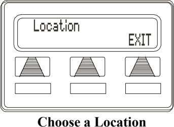 Location EXIT Choose a Location