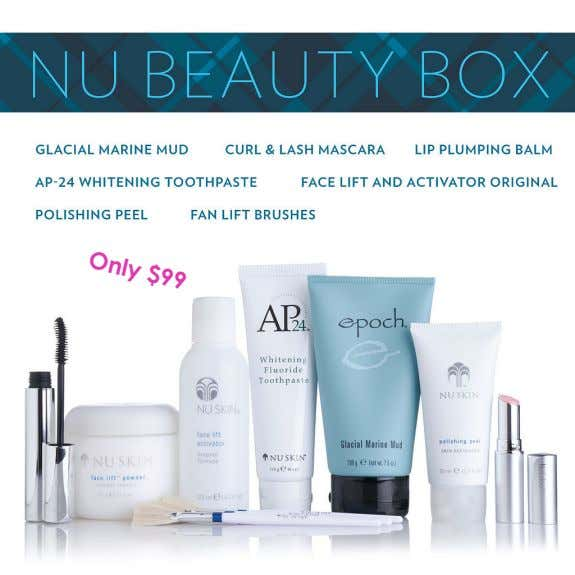 Only $99 Only $99 Men's Beauty Box 1 AP-24 Whitening Toothpaste 1 Enhancer 1 Epoch