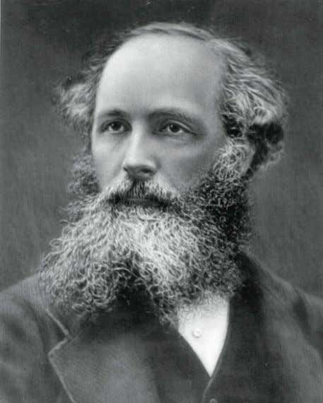 relativity principle and Maxwell's theory of electro- magnetism are incompatible! James Clerk Maxwell (1831 - 1879)