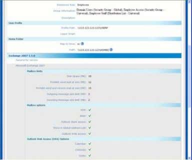 Provided Services 8 Final Account Review and Confirmation (Approximately 3 minutes from start) The next screen