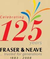 Fraser & Neave Holdings Bhd Annual Report 2007/2008 039