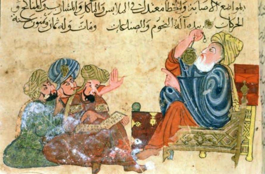 THE ABBASID CALIPHATE • Islamic learning • Greek classics • Arabic numerals • Geography • Astronomy