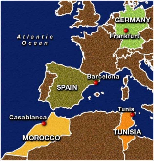 THE ABBASID CALIPHATE • Revolts in distant provinces • Spain & Tunisia declared independence • Caliphs