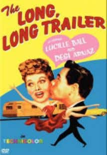 "de guionistas Gordon-Kanin ("" La costilla de Adán ""). The Long, Long Trailer (USA, 1953, 103"
