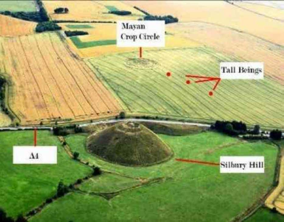 (1) by Tony of the Kilvert family 5 The Silbury Hill Case During July 2009, an