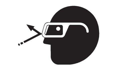 wear goggles or safety glasses. • Keep bystanders away from the working area before striking any