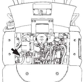 Do not touch the engine components while they are hot. SS4392289 ZX14-3, 16-3, 18-3 M1NC-00-009 ZX27-3