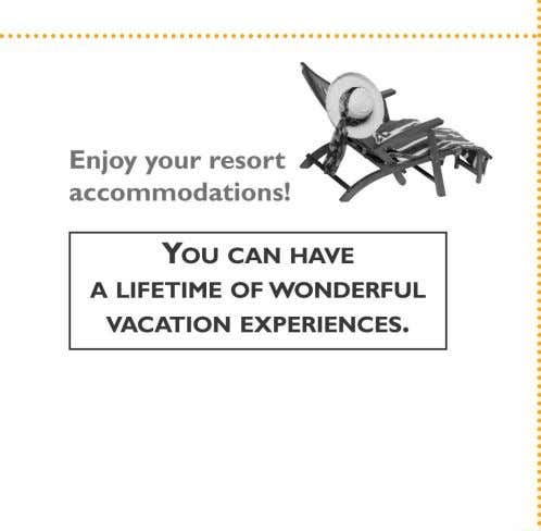 Confirmation Number: Date: December 01, 2010 013883543 Guest Certificate Non-Transferable Resort Name