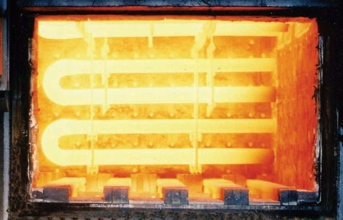 High temperature stainless steels High temperature stainless steels within the steel and metals industry
