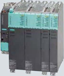 very simply using the digital system inter- face DRIVE-CLiQ. SINAMICS S120: CU320-2 Control Unit, Line Module