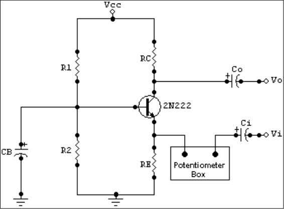 er and the input capacitance (Ci) as shown in Figure 6-4. Figure 6-4 Then we start