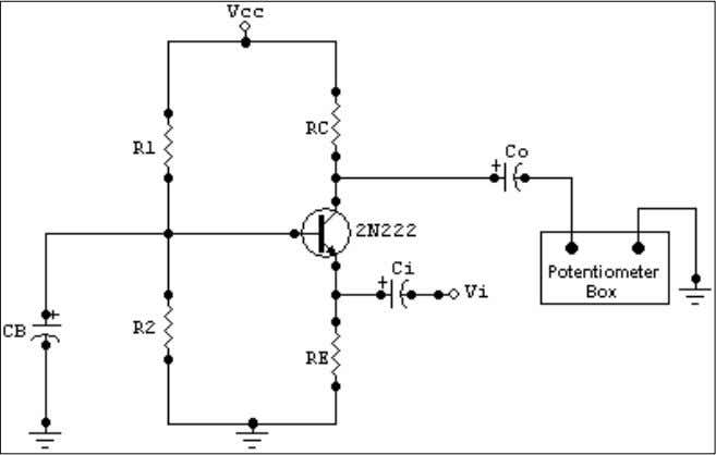 th e output capacitor (Co) and ground as in Figure 6-5. Figure 6-5 The we start
