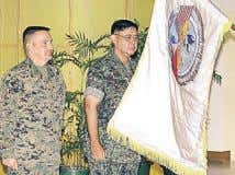 Valte said. In a statement he released Next page Symbol of unity. US Marine Brig. Gen.