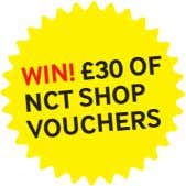 WIn! £30 oF nCT SHop VouCHERS
