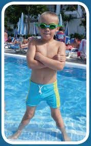 THE children's safety swimwear specialists. Our fabulous range of children's swimwear products are designed for their